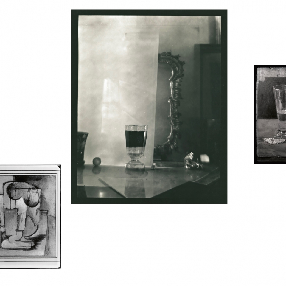 Sudek: Paintings and Reflections